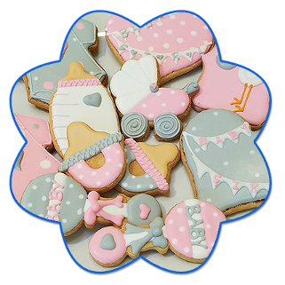 Customized Painted Cookies in Pelham, NY